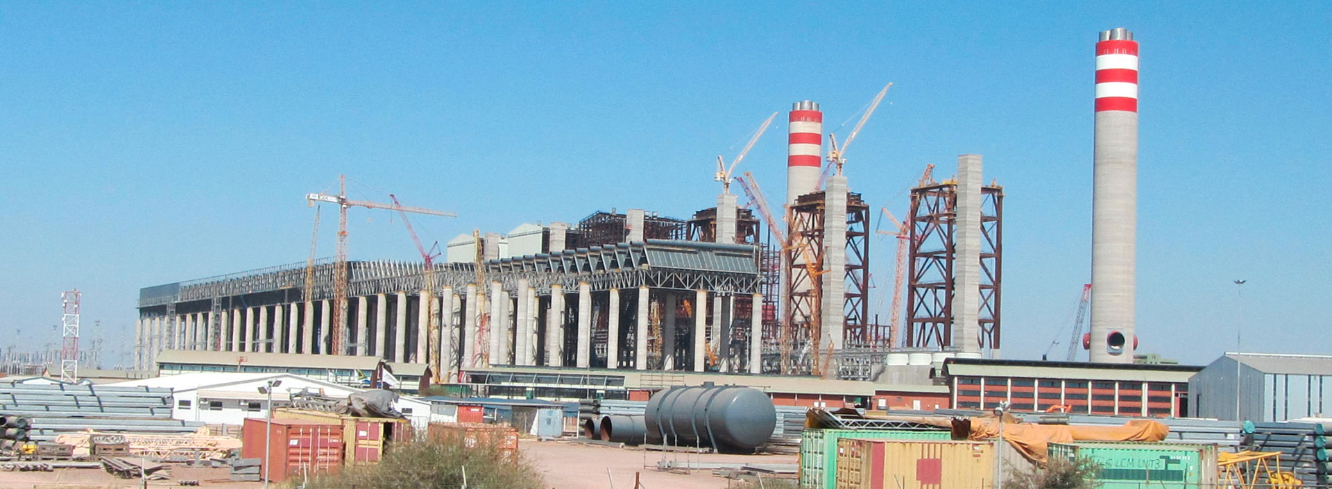 Kusile Power Station Joluka Construction Supplies