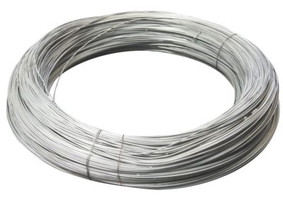 8040 - GALVANISED WIRE COIL 50KG