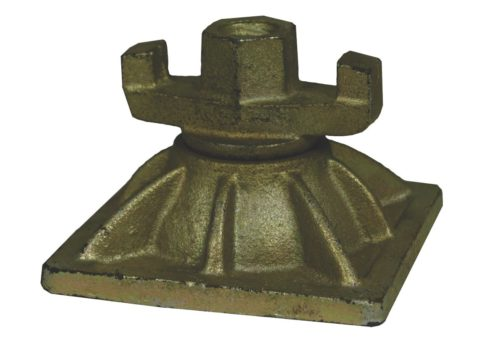 979 WING NUT WITH SWIVEL