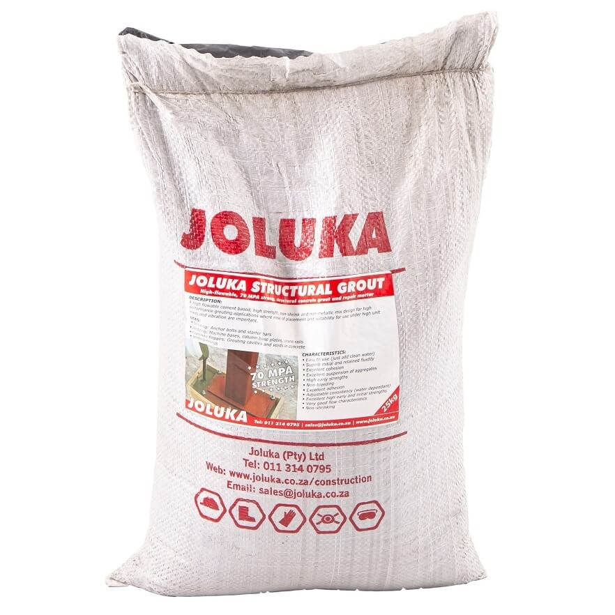 Joluka Structural Grout