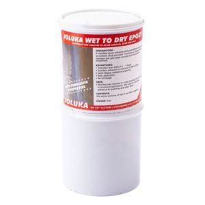 Joluka Wet to Dry Epoxy