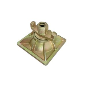 Wing Nut With Swivel Plate