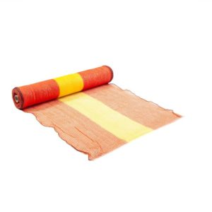 Orange and Yellow Barrier Mesh Netting