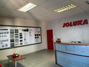 Joluka Spacers Reception