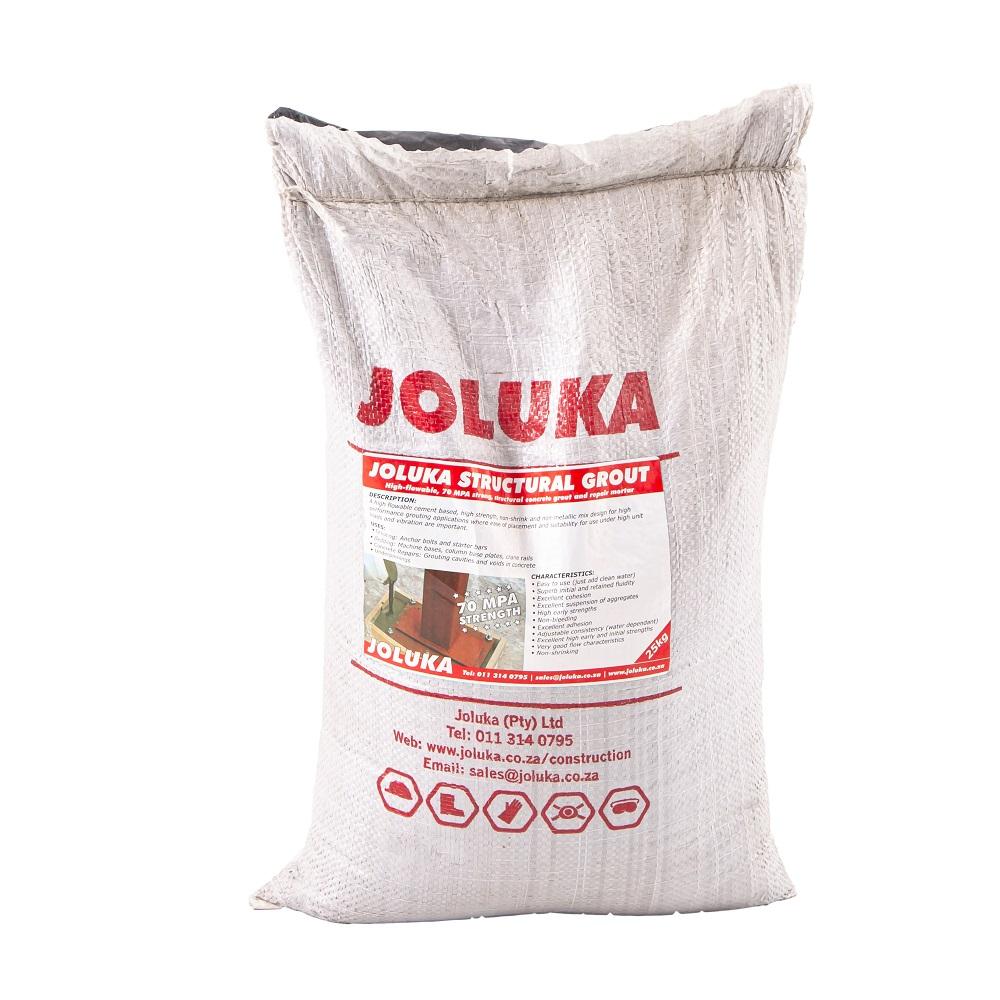 Joluka Structural Grout Joluka Construction Supplies