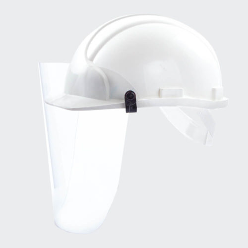 Clip On Face Shield